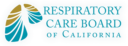 respiratory care board of california